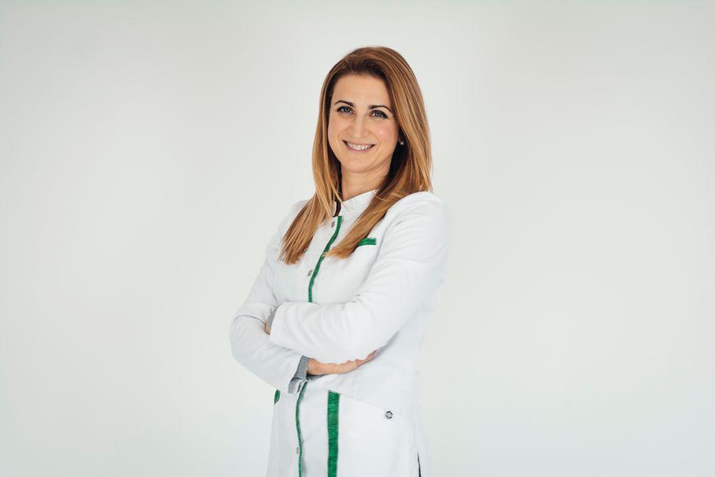 Maria Sanz (Farmacia La Creu)